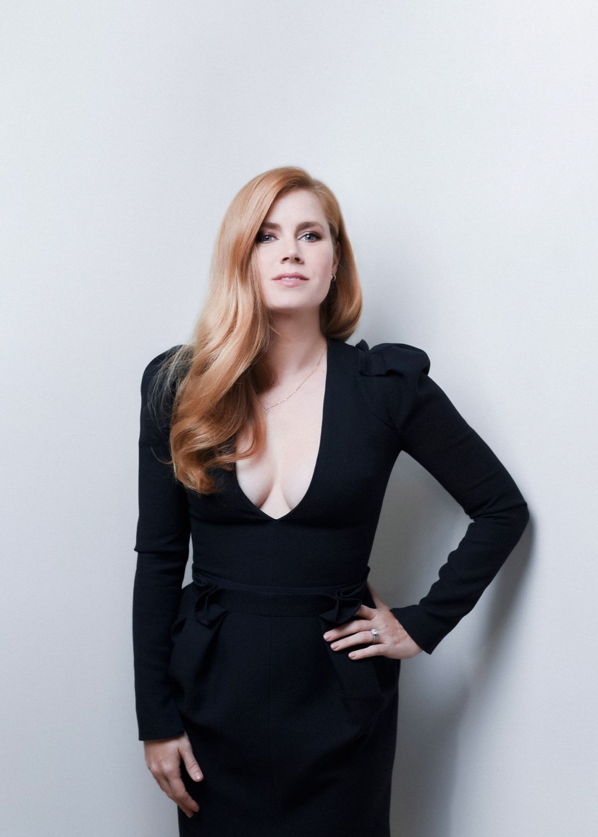 Amy Adams At Arrival P...