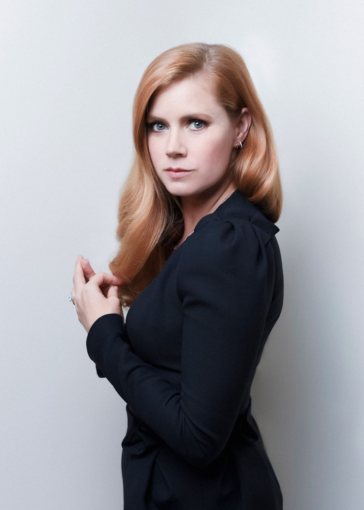 Amy Adams At Arrival Portrait Session For BFI London Film ... Amy Adams