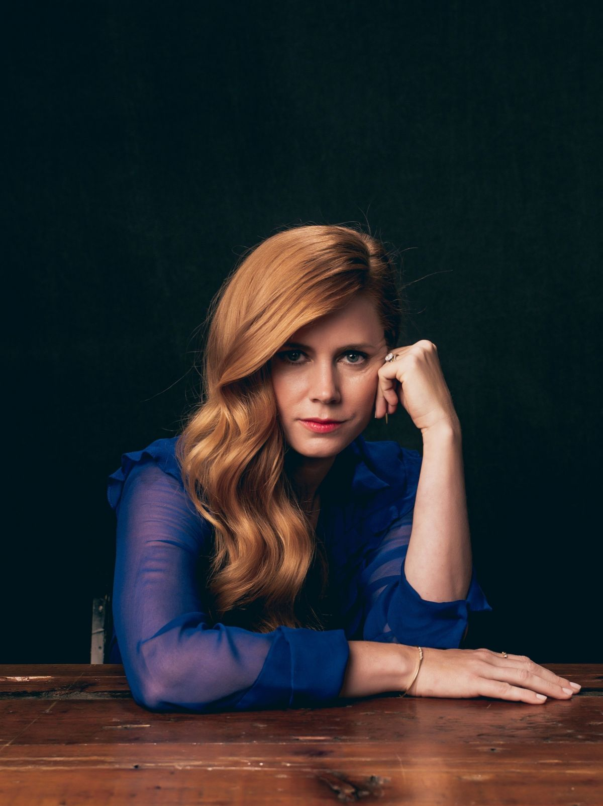 Amy Adams At PS Promot...