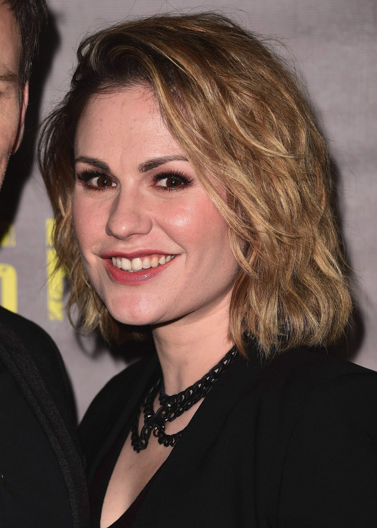 Anna Paquin At 'Shots Fired' TV series premiere, Los ... Anna Paquin