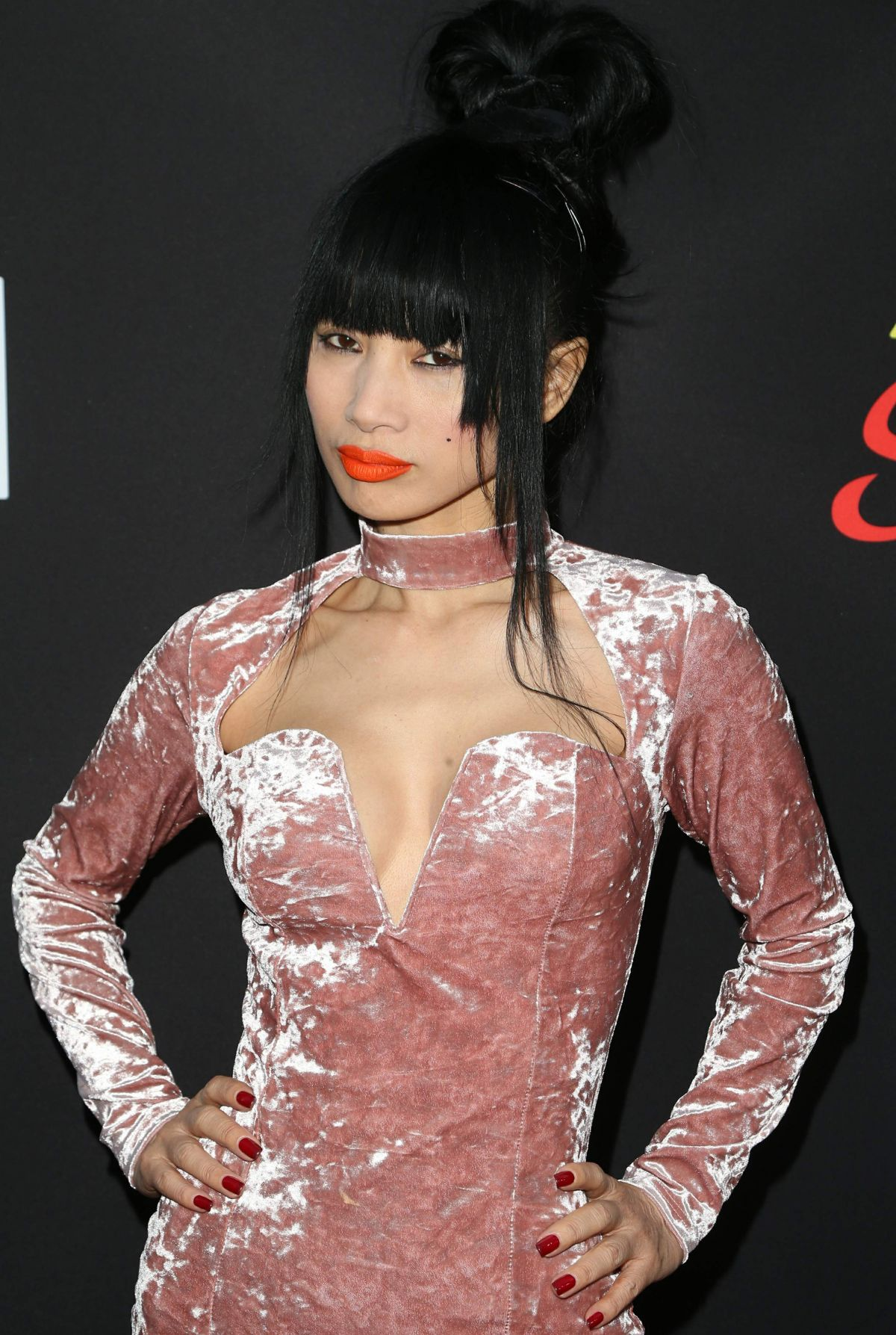 Bai Ling At 'Better Call Saul' TV series season 3 premiere ...