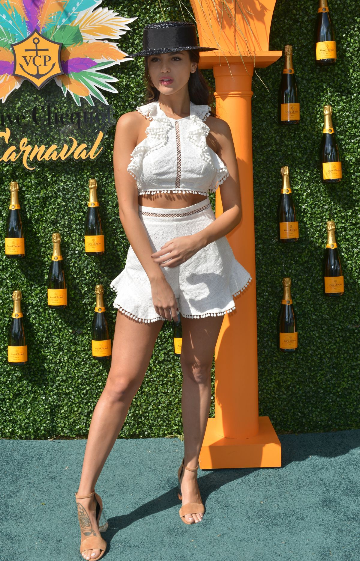 Eiza Gonzalez At Clicquot Carnaval in Miami