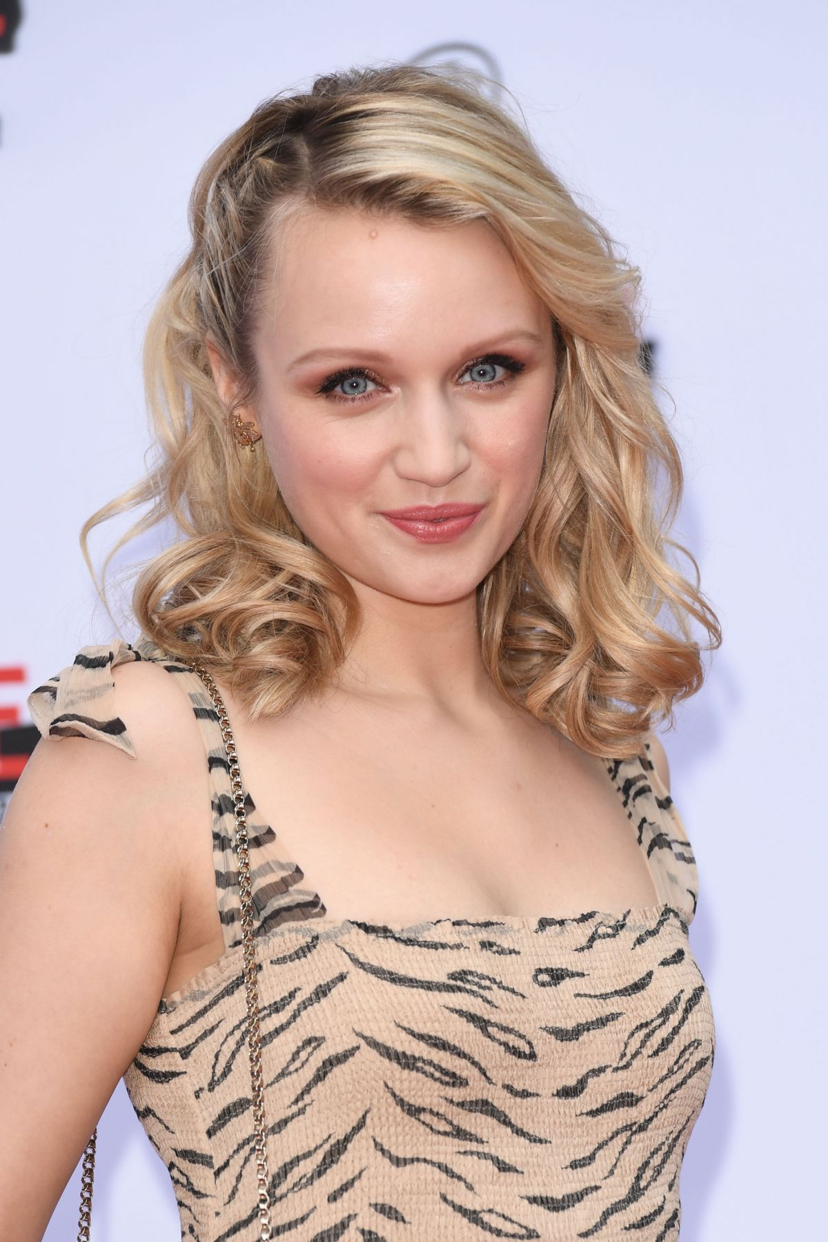 Emily Berrington At Three Empire Awards in London