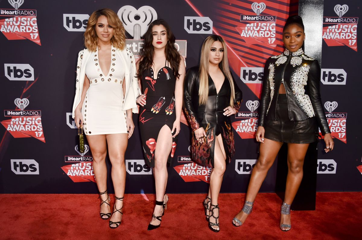 Fifth Harmony 2017 Boss
