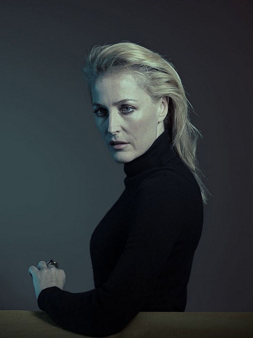 Gillian Anderson For T...