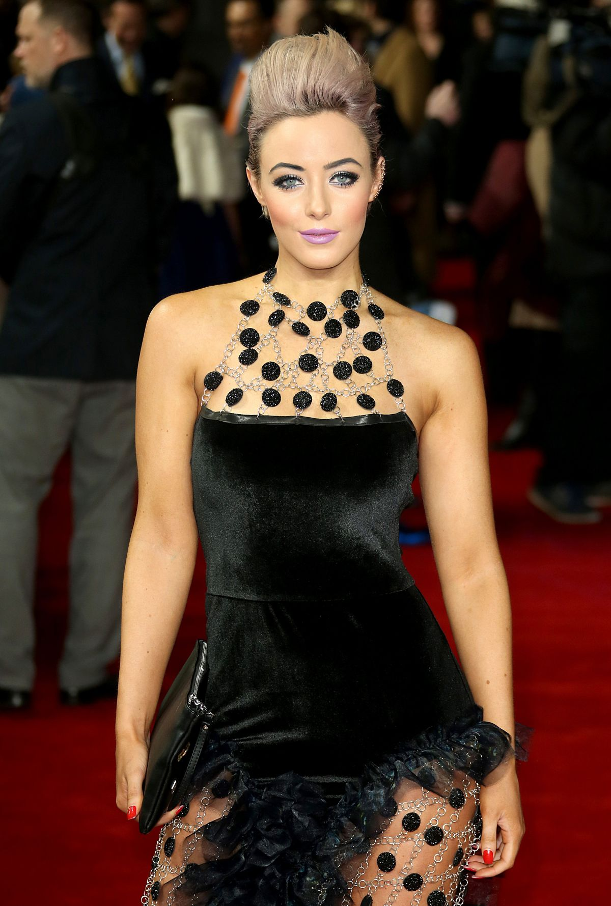 Hatty Keane At The Time Of Their Lives UK Premiere