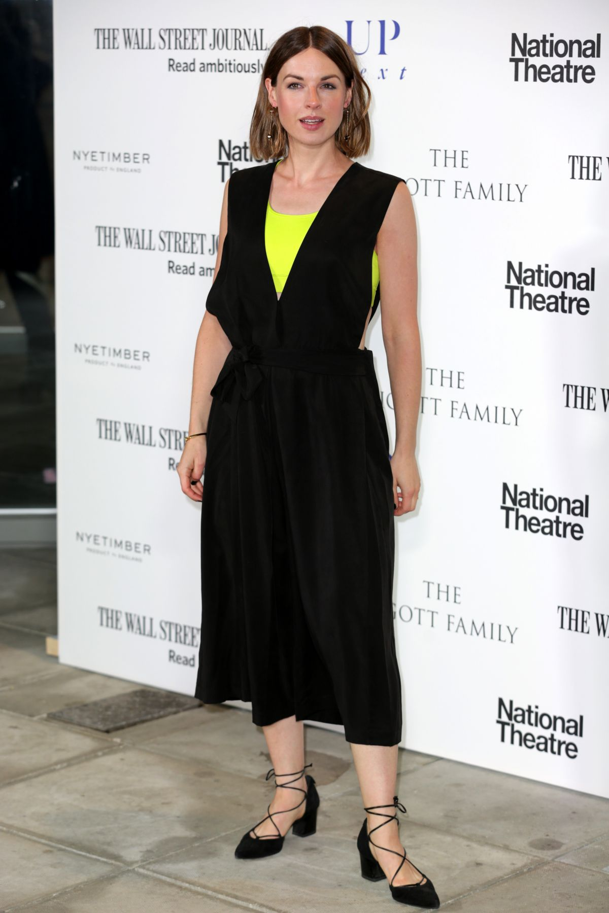 Jessica Raine At Natio... Naomi Watts