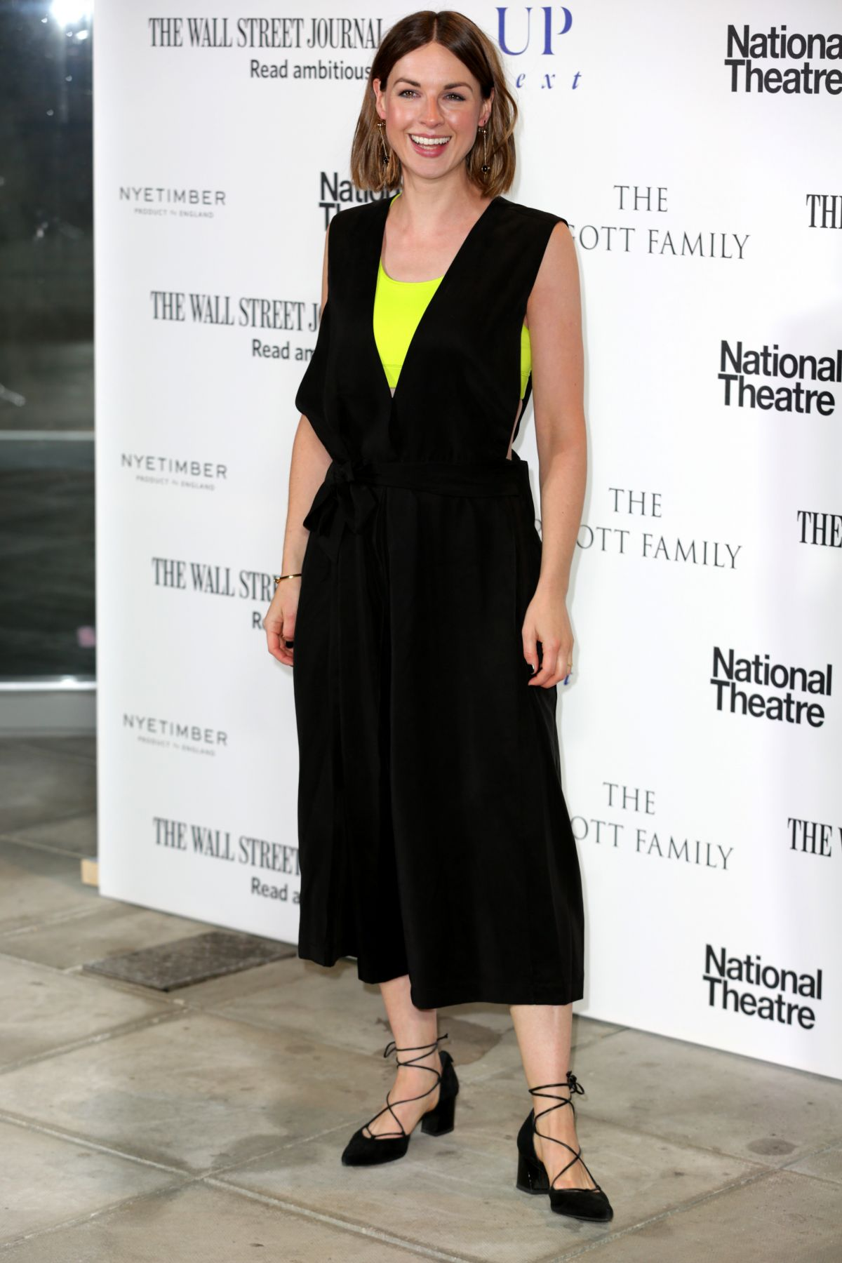 Jessica Raine At Natio...