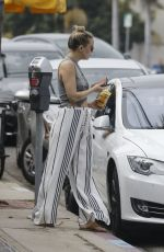 Kate Hudson Out for lunch in Pacific Palisades