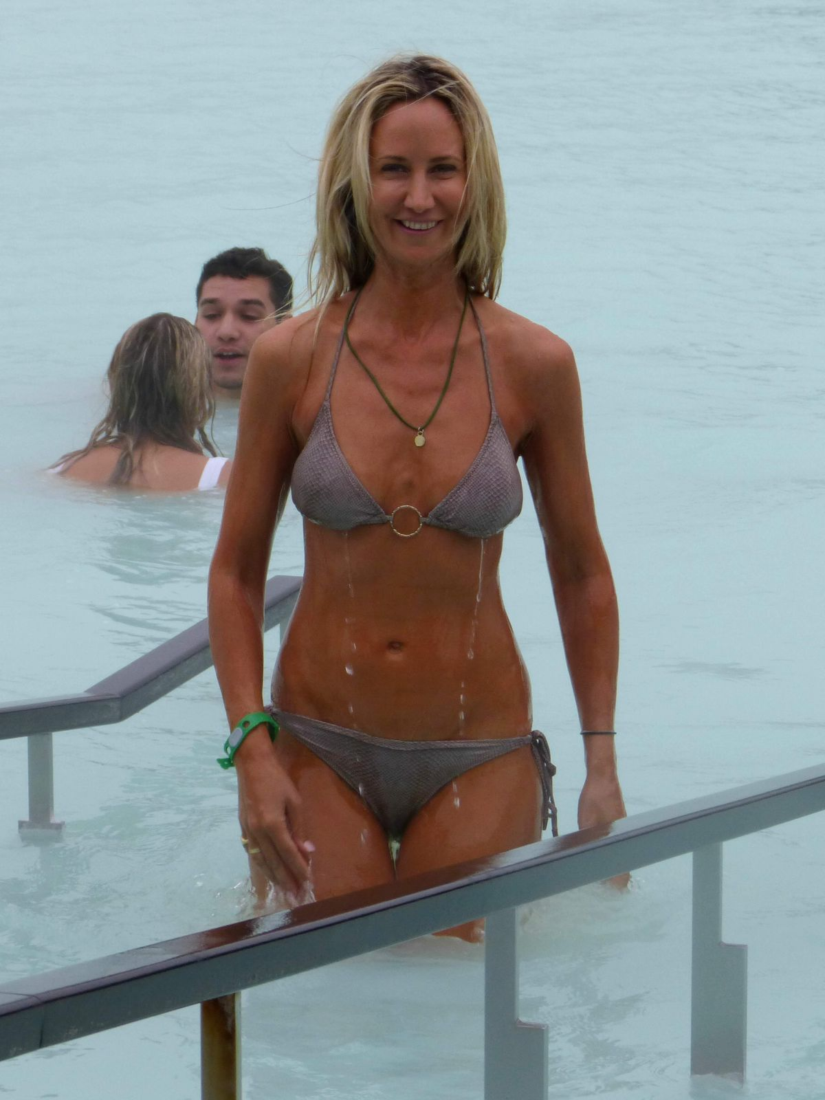 Lady Victoria Hervey At Iceland