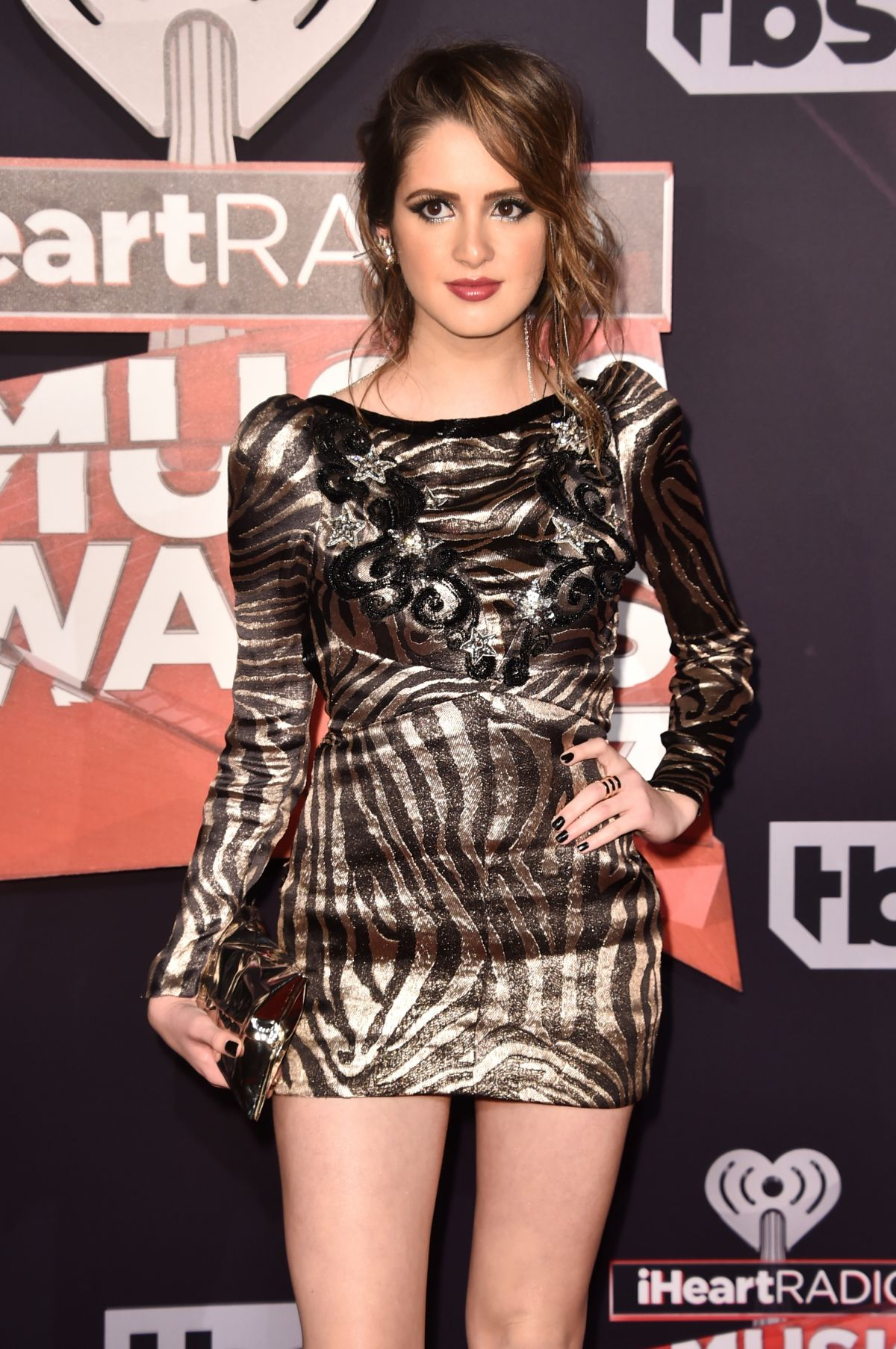 Laura Marano At 2017 iHeartRadio Music Awards in Inglewood ...