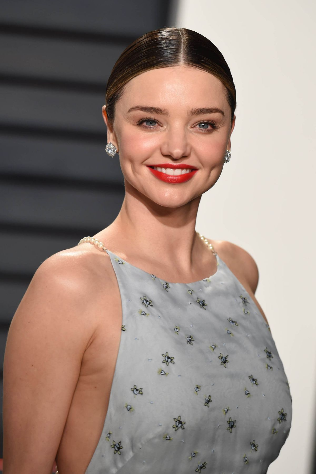 Miranda Kerr At 2017 Vanity Fair Oscar Party in Beverly ... миранда керр