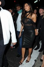 Nicole Scherzinger Attending the TAO grand opening party in Hollywood