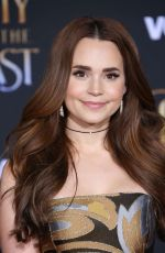 Rosanna Pansino At beauty and the beast premiere in LA