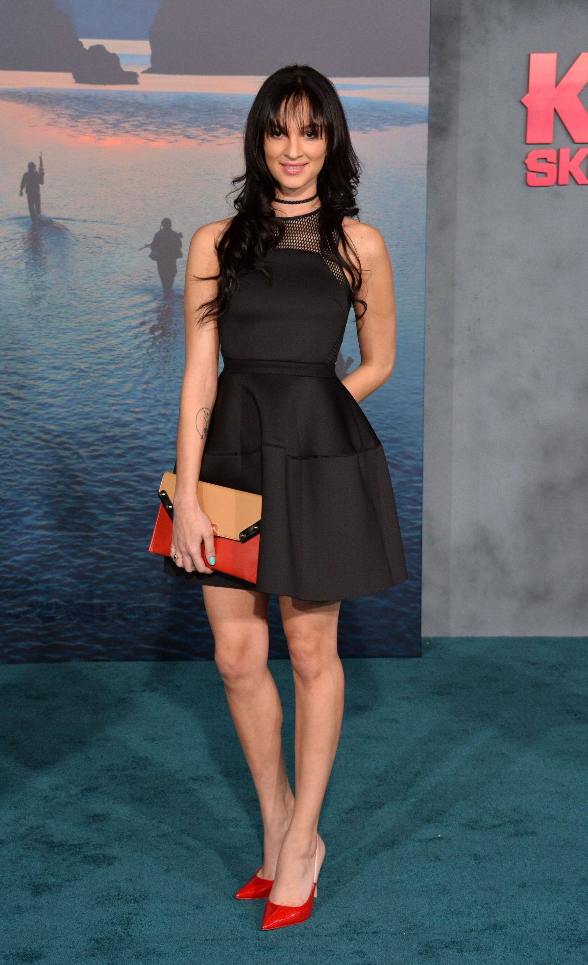 """Ruby Modine At premiere of """"Kong: Skull Island"""" in ... Reese Witherspoon"""