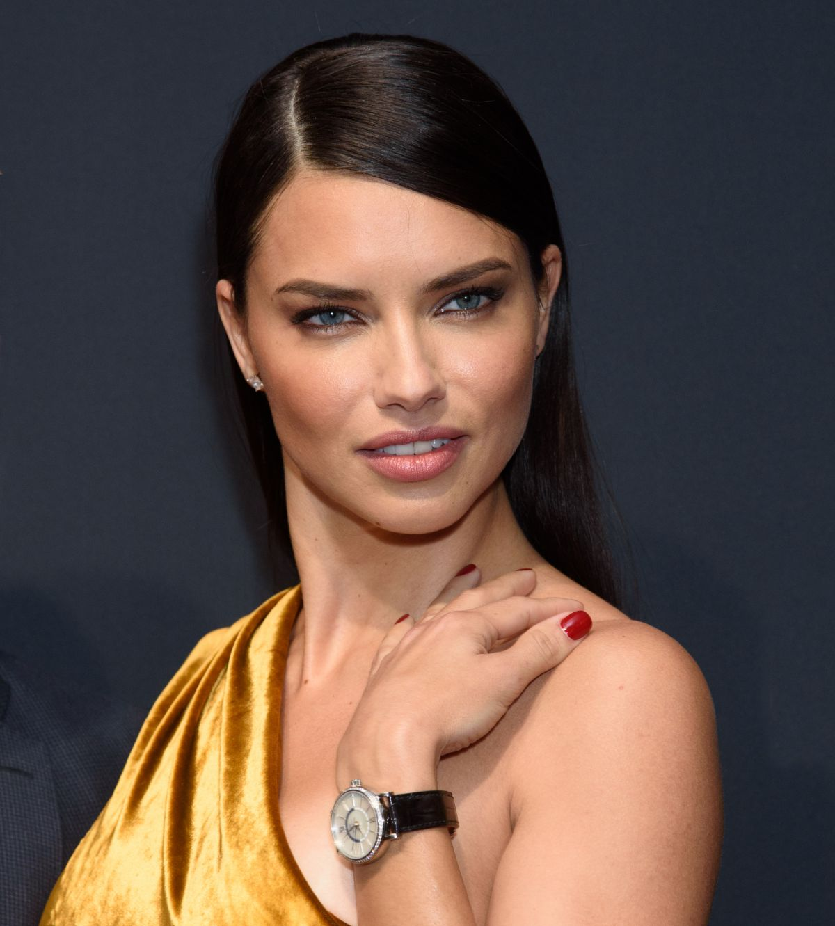 Adriana Lima: Adriana Lima At IWC Schaffhausen 5th Annual For The Love