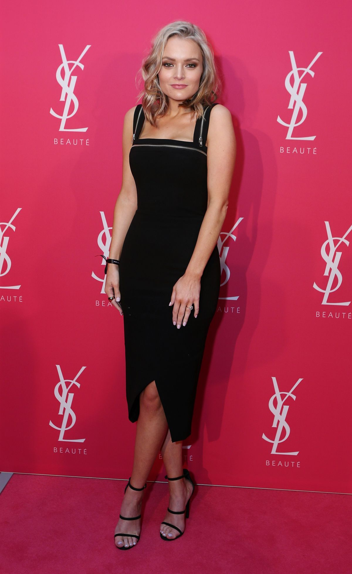Alexandra Henkel At YSL Beauty Club Party in Melbourne