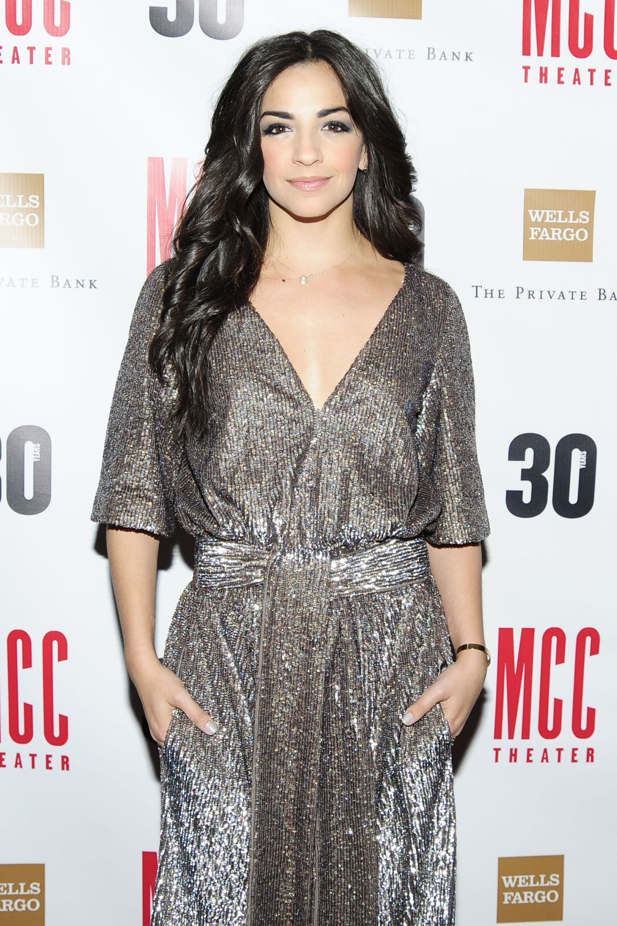 Ana Villafane At Miscat 2017 Gala in New York