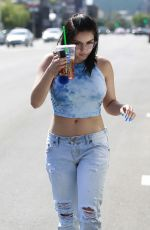Ariel Winter Out and about in LA