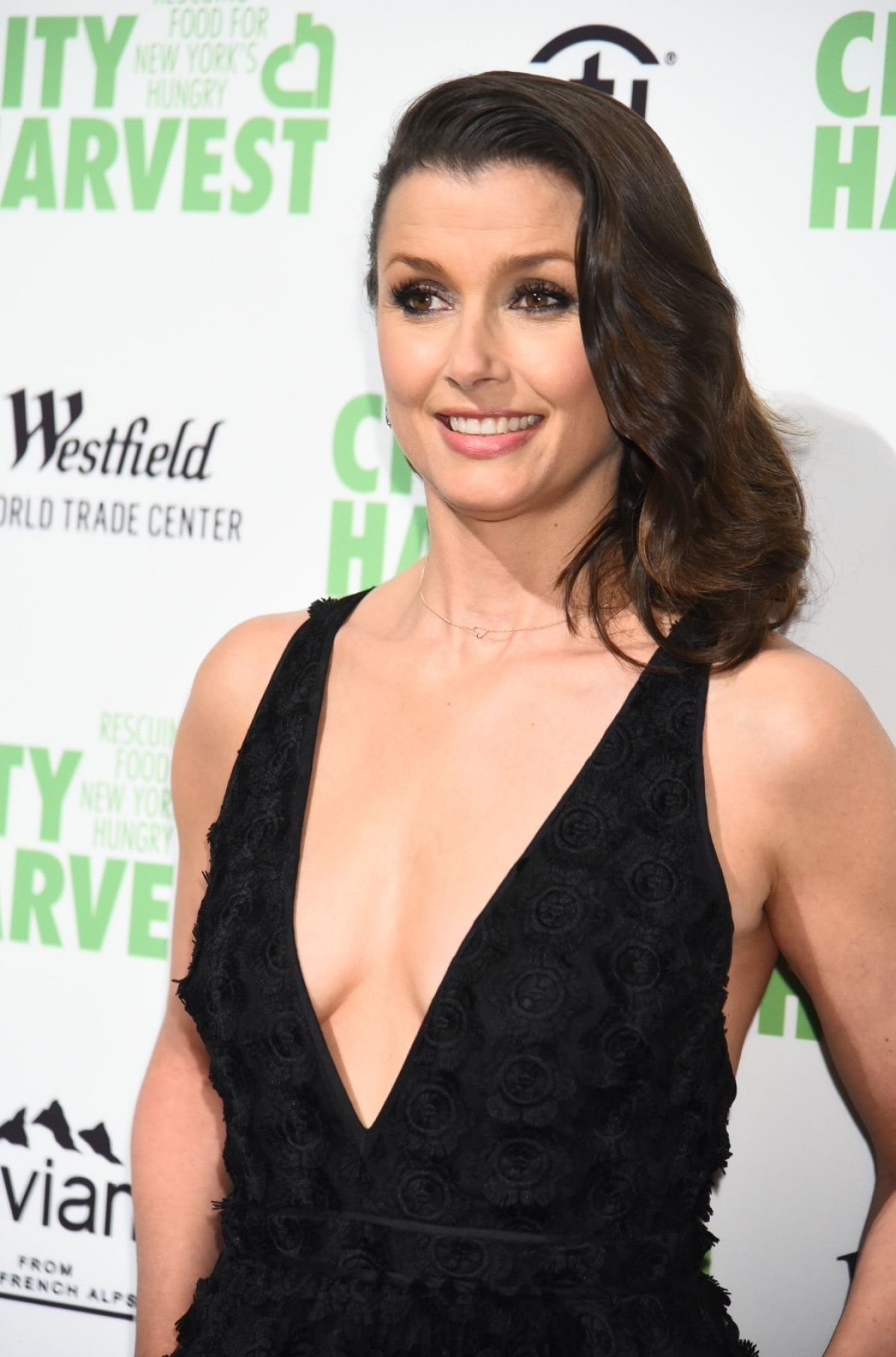 Bridget Moynahan At City Harvest's 23rd Annual Gala in New York
