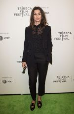 Bridget Moynahan At From the Ashes Premiere at 2017 Tribeca Film Festival