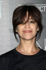 Charlotte Gainsbourg At Norman Cinemy Society screening in New York