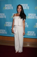 Courtney Reed At Speech & Debate Premiere - NYC