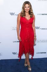 Daisy Fuentes At To the Rescue! Fundraising Gala in Los Angeles
