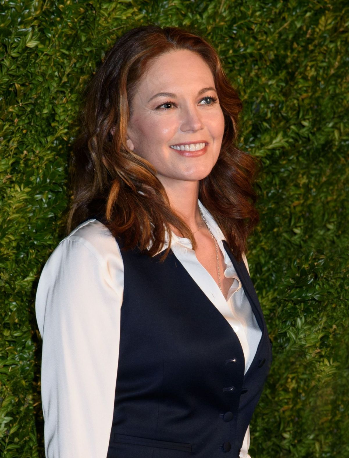Diane Lane At Chanel Artists Dinner at 2017 Tribeca Film ...