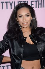 Erica Mena At Pretty Little Thing X Stassie Launch Party in LA