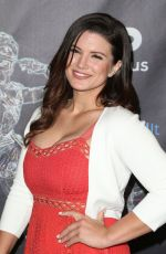 Gina Carano At Artemis Women in Action Film Festival Gala in Los Angeles