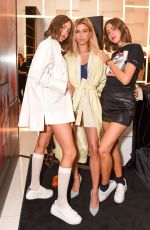 Hailey Baldwin At Schutz Beverly Hills 1 Year Anniversary