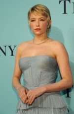 Haley Bennett At tiffany & co. 2017 blue book collection gala in NYC