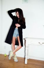 Inbar Lavi At Coveteur photoshoot