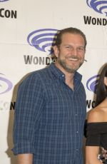 Inbar Lavi At Wondercon in Anaheim