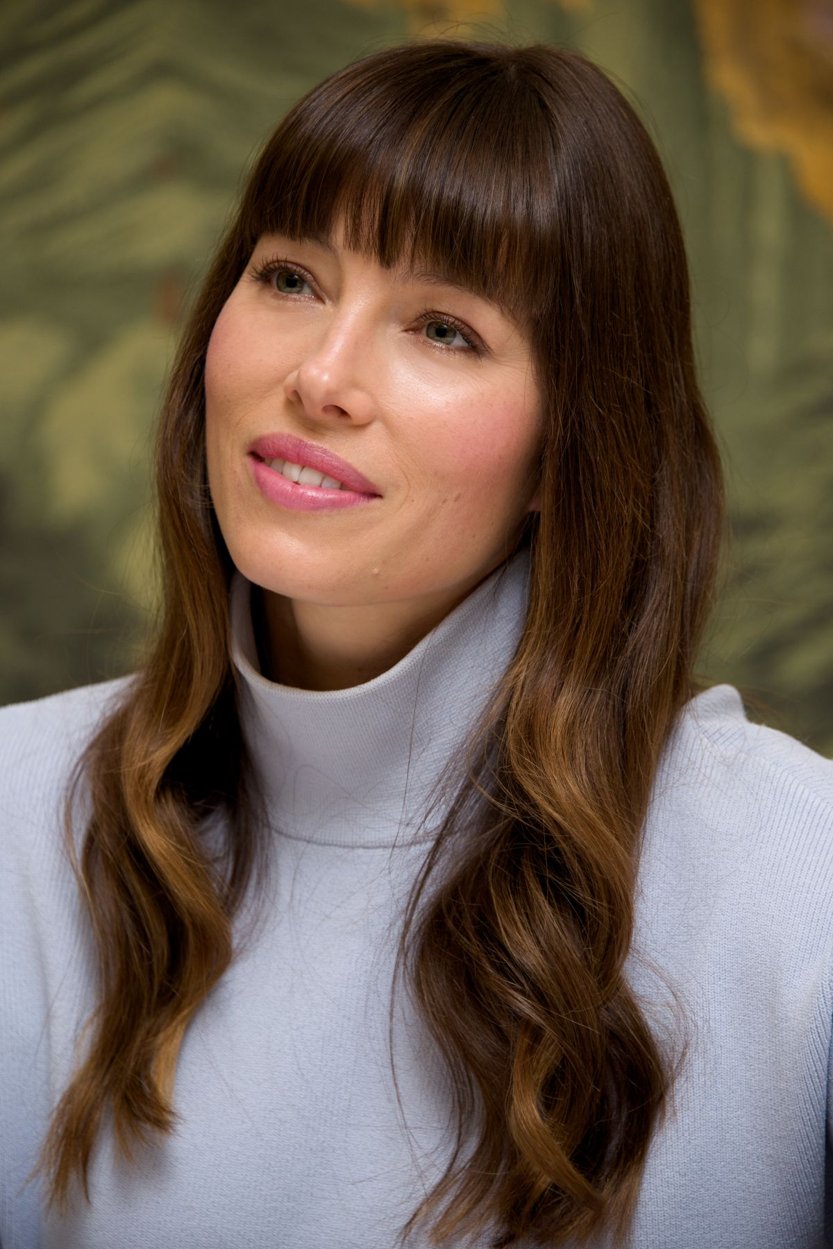 Jessica Biel At Press Conference for 'The Sinner' in New ... Jessica Biel The Sinner