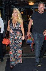 Jessica Simpson Out and about in New York