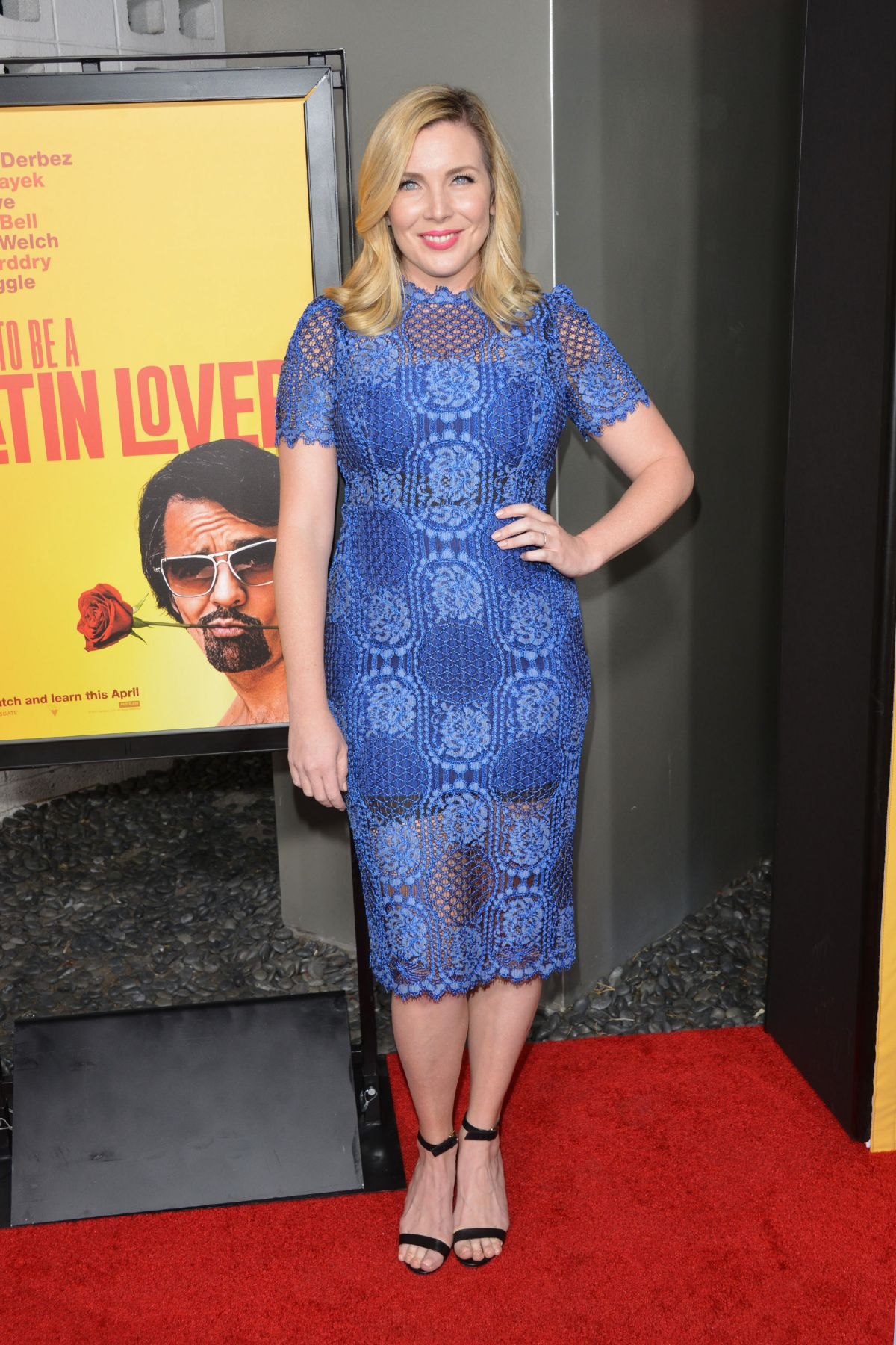 "June Diane Raphael At 'how To Be A Latin Lover"" Premiere Los Angeles"