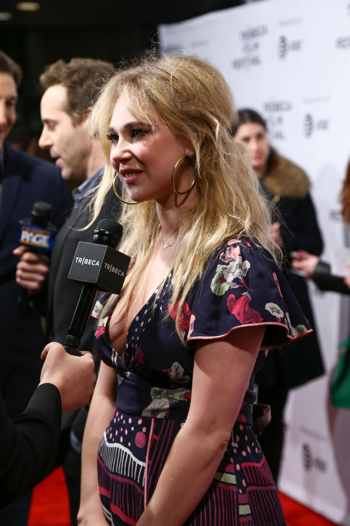 photo Juno temple one percent more humid premiere in nyc