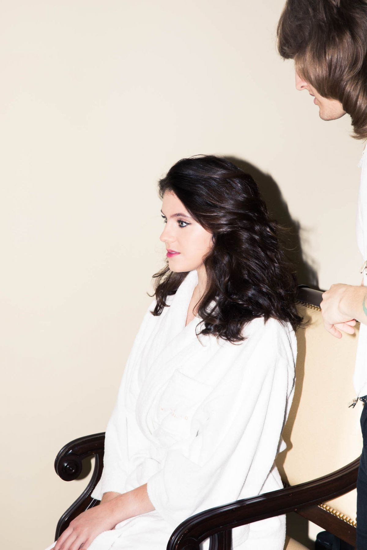 "Kara Hayward Getting Ready For The ""Machester By The Sea ..."