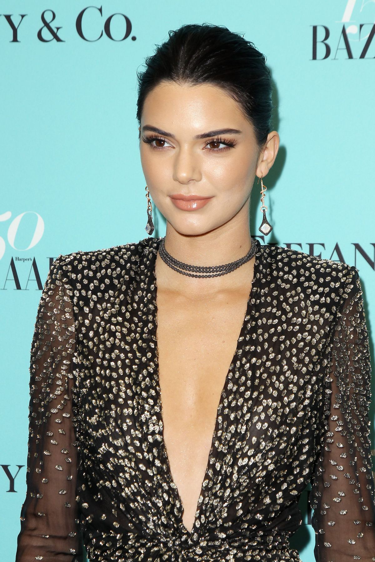 Kendall jenner at harpers tiffany co celebrate - 2019 year