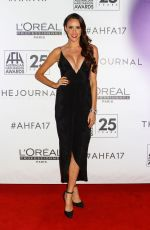 Lauren Vickers At Australian Hair Fashion Awards in Sydney
