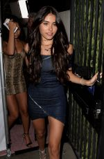 Madison Beer Leaves a Party in West Hollywood