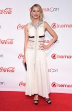 Naomi Watts At CinemaCon Big Screen Achievement Awards in Las Vegas