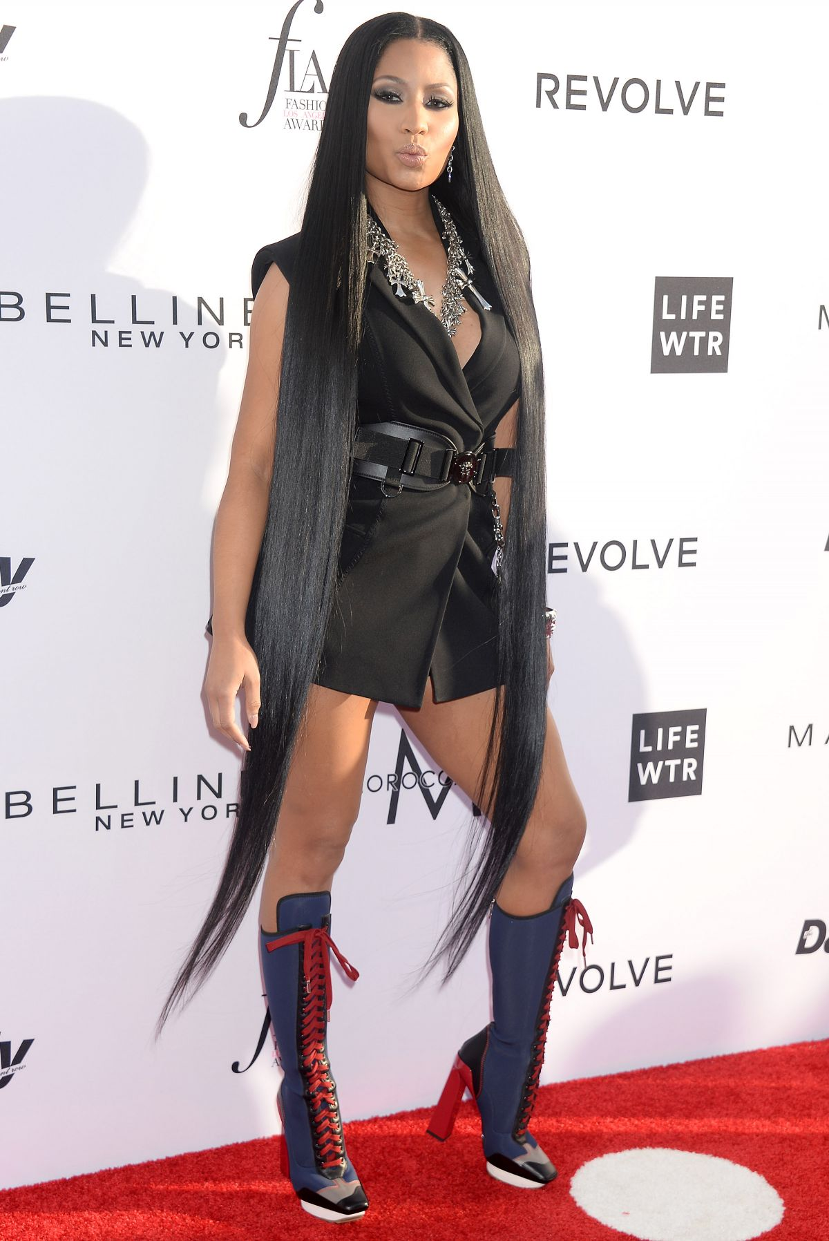 Nicki Minaj At Daily Front Row's 3rd Annual Fashion Los Angeles Awards – West Hollywood   nicki-minaj-at-daily-front-row-s-3rd-annual-fashion-los-angeles-awards-west-hollywood_1