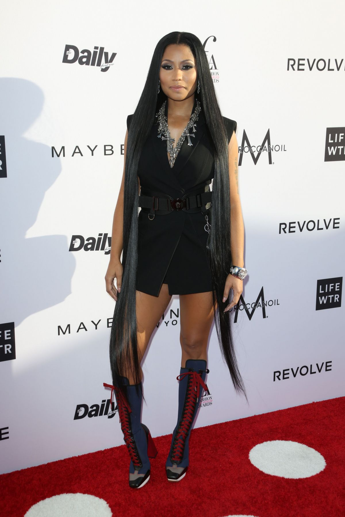 Nicki Minaj At Daily Front Row's 3rd Annual Fashion Los Angeles Awards – West Hollywood   nicki-minaj-at-daily-front-row-s-3rd-annual-fashion-los-angeles-awards-west-hollywood_10