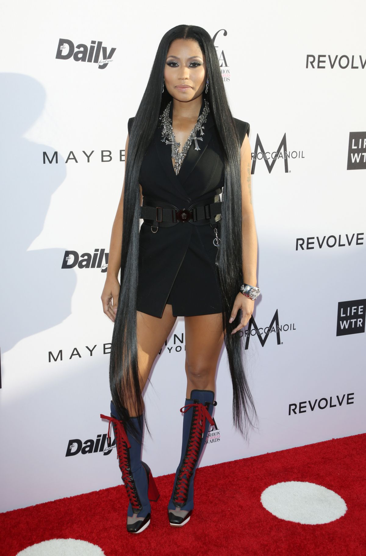 Nicki Minaj At Daily Front Row's 3rd Annual Fashion Los Angeles Awards – West Hollywood   nicki-minaj-at-daily-front-row-s-3rd-annual-fashion-los-angeles-awards-west-hollywood_11