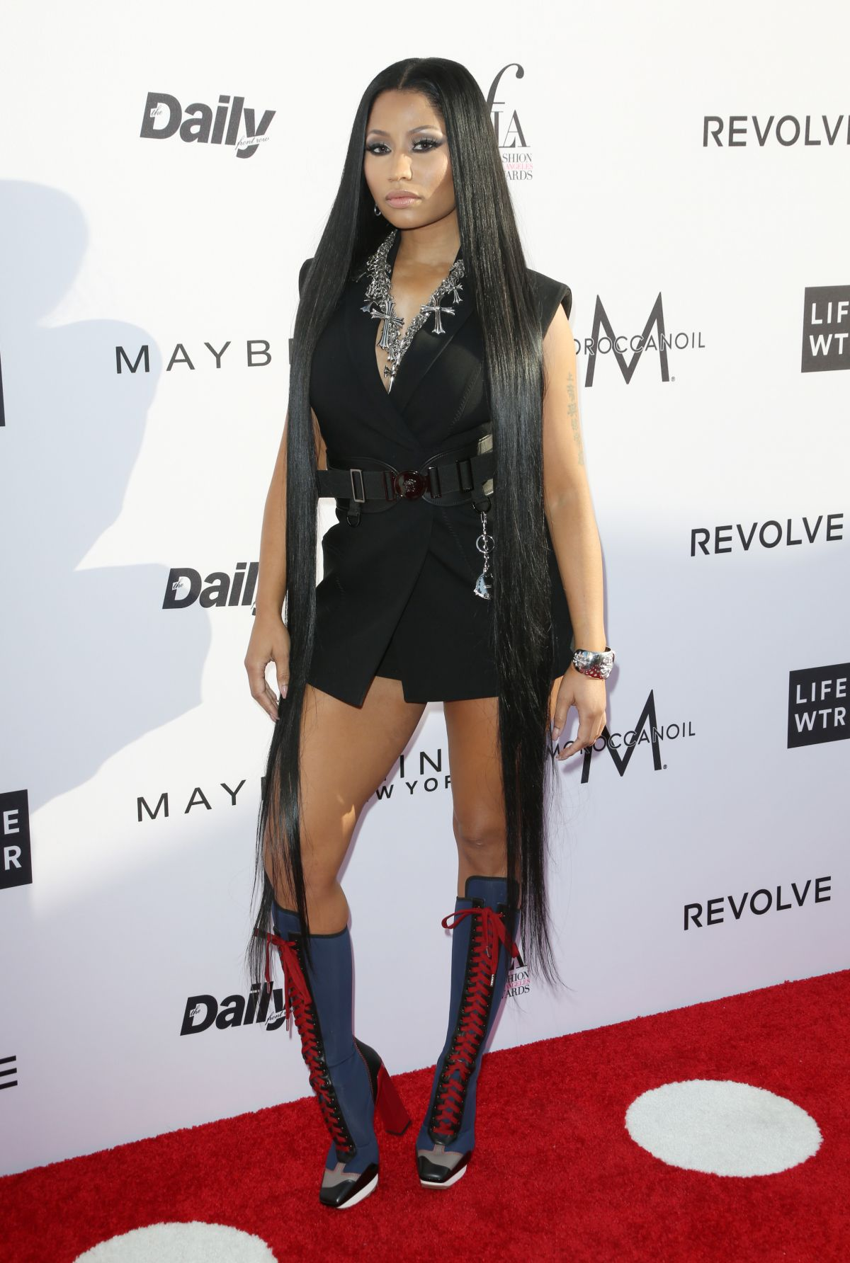 Nicki Minaj At Daily Front Row's 3rd Annual Fashion Los Angeles Awards – West Hollywood   nicki-minaj-at-daily-front-row-s-3rd-annual-fashion-los-angeles-awards-west-hollywood_12