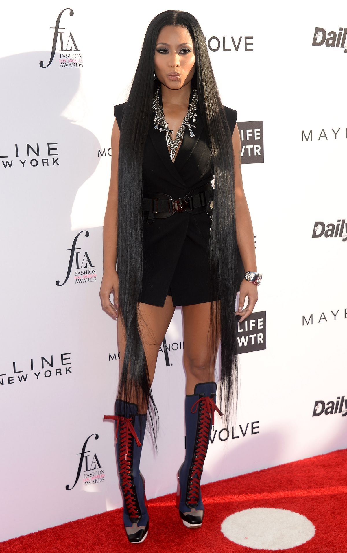Nicki Minaj At Daily Front Row's 3rd Annual Fashion Los Angeles Awards – West Hollywood   nicki-minaj-at-daily-front-row-s-3rd-annual-fashion-los-angeles-awards-west-hollywood_13