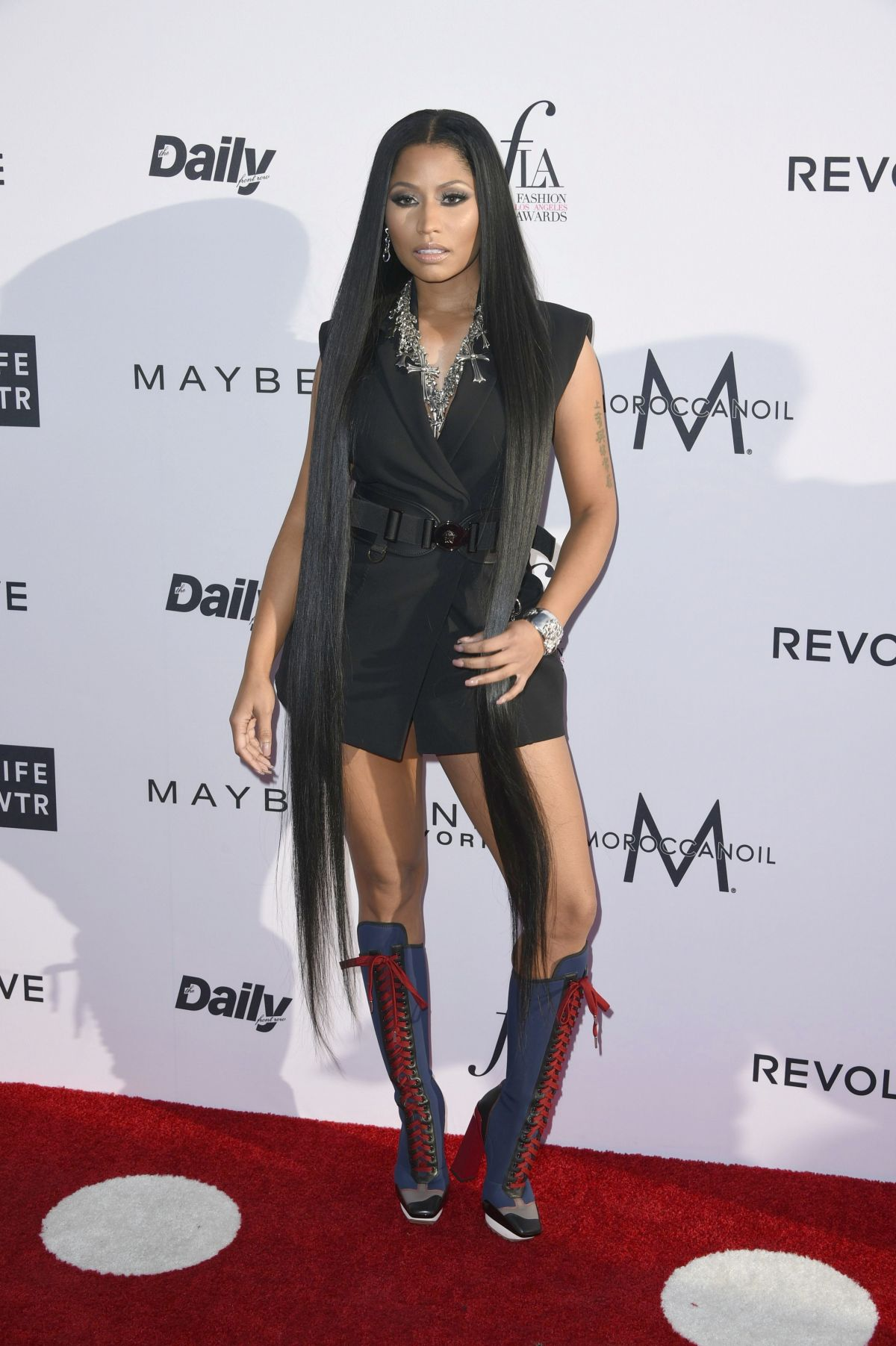 Nicki Minaj At Daily Front Row's 3rd Annual Fashion Los Angeles Awards – West Hollywood   nicki-minaj-at-daily-front-row-s-3rd-annual-fashion-los-angeles-awards-west-hollywood_6